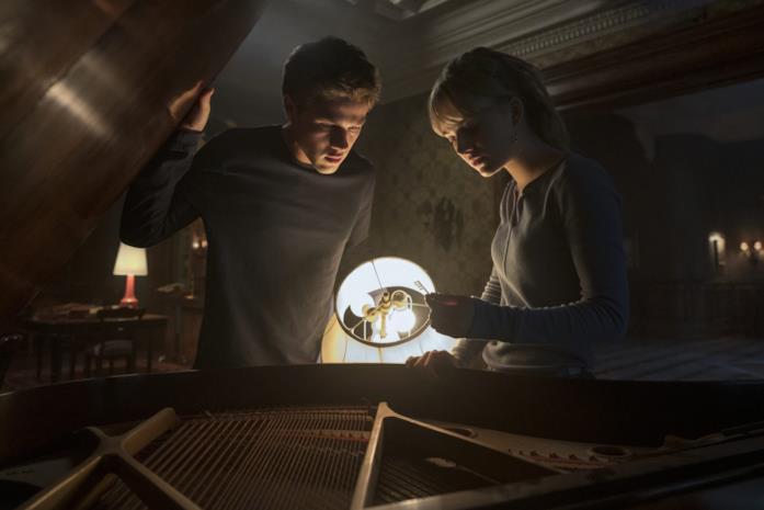 I fratelli Locke alla ricerca delle chiavi magiche in Locke & Key