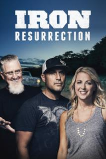 Poster Iron Resurrection