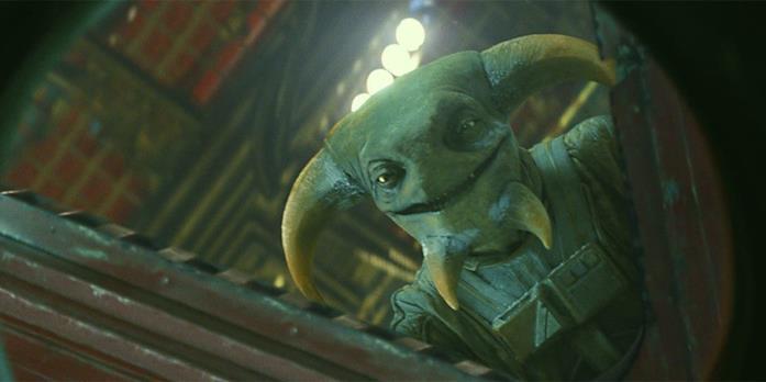 L'alieno di Star Wars Boolio