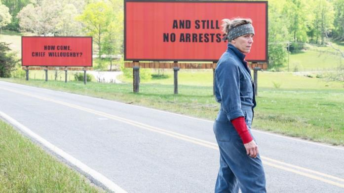 Il premio Oscar Frances McDormand