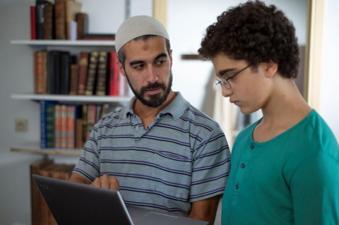 L'Imam e Ahmed si confrontano