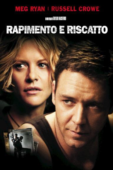 Poster Rapimento e riscatto