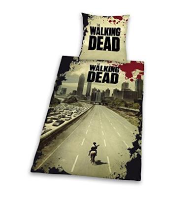 """Set Copripiumino singolo e federa """"The Walking Dead"""""""