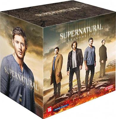 Cofanetto DVD di Supernatural - Seasons 1-12