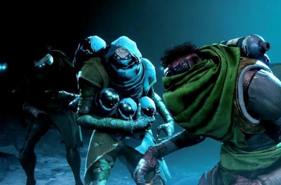 I baby Caduti di Destiny 2 sono i nuovi Baby Yoda