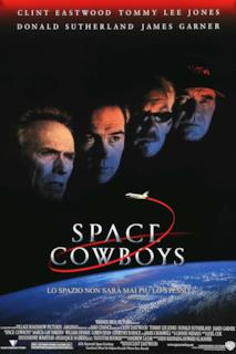 Poster Space Cowboys