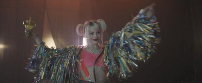 Margot Robbie nella prima immagine dal set di Birds of Prey