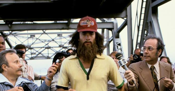 Forrest Gump e la sua lunga corsa