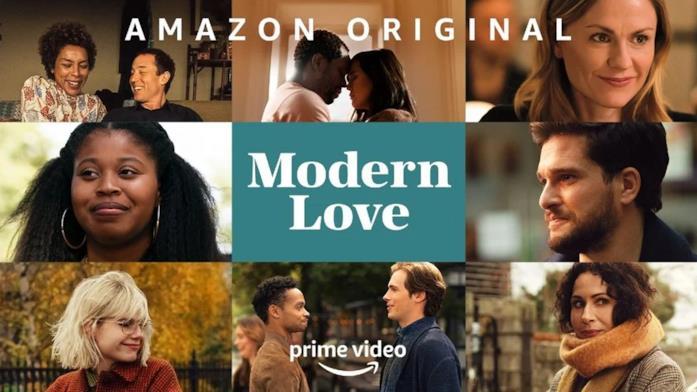 Modern Love 2: la locandina di Amazon Prime Video