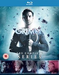Grimm: La serie completa 1 - 6 [Blu-ray]