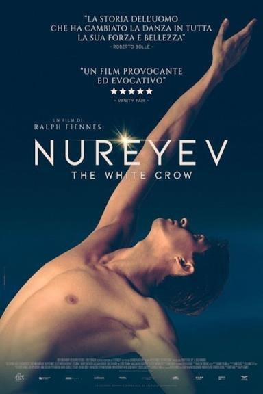 Poster Nureyev - The White Crow