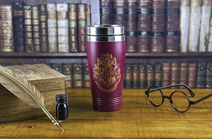 Tazza da viaggio a tema Harry Potter