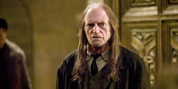 David Bradley in Harry Potter