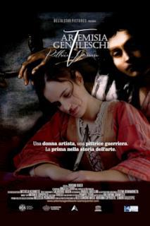 Poster Artemisia Gentileschi, pittrice guerriera