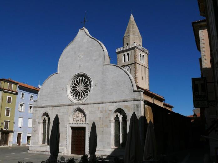 La Basilica di Muggia