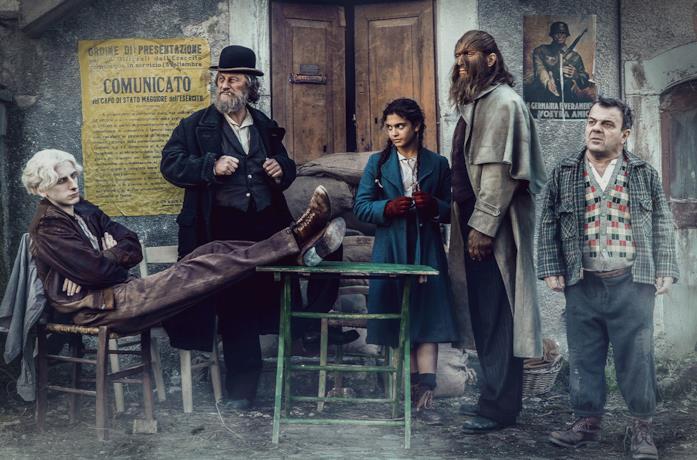 I quattro fratelli e Ismael