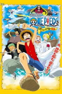 Poster One Piece: Avventura all'Isola spirale