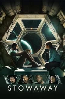 Poster Estraneo a bordo