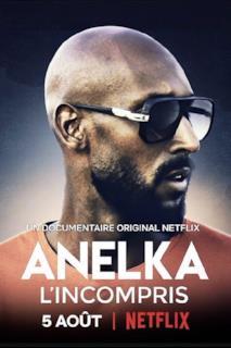 Poster Anelka: genio e sregolatezza