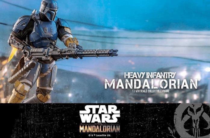 Hot Toys Heavy Infantry Mandalorian