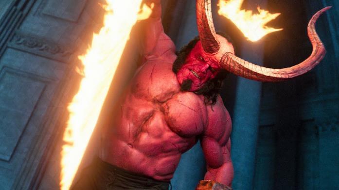 David Harbour conferma che non è in lavorazione nessun sequel di Hellboy