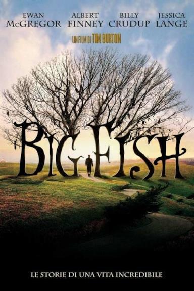Poster Big Fish - Le storie di una vita incredibile