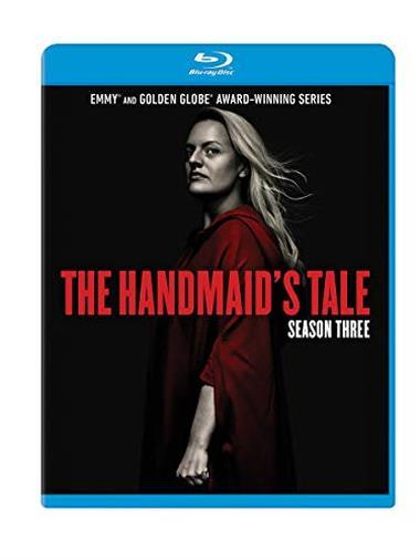 Cofanetto Blu-ray di The Handmaid's Tale - Season 3