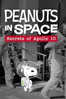 Poster Peanuts in Space: Secrets of Apollo 10