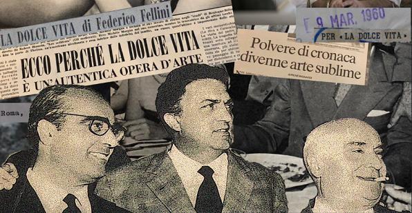 Rizzoli, Fellini e Amato