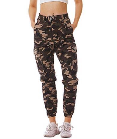 Pantaloni da Donna, Camouflage