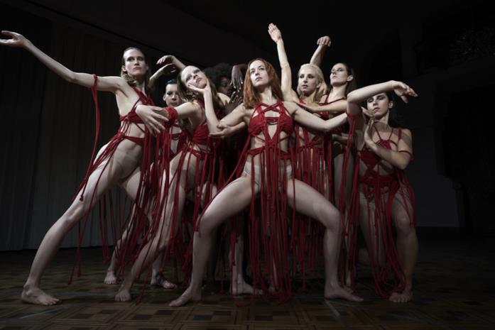 Il corpo di ballo di Suspiria