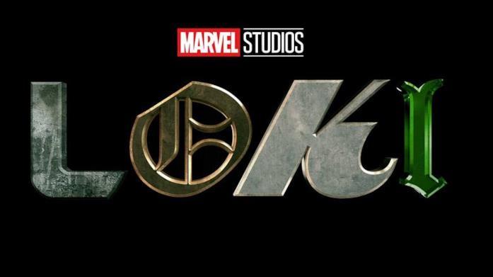 Il logo della serie dedicata a Loki