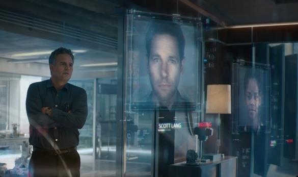 La lista dei dispersi di Avengers: Infinity War nel trailer di Endgame