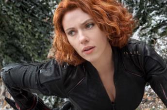 Scarlett Johannson è Black Widow nel MCU