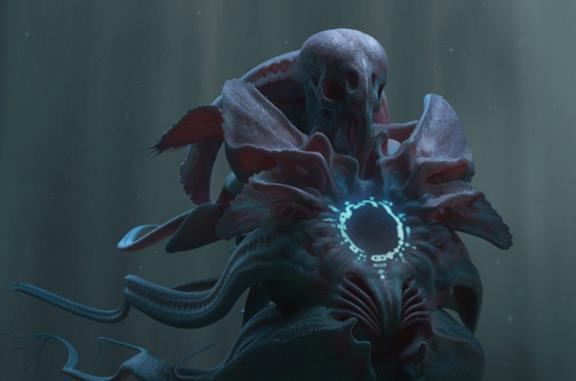 Arrival, ecco gli affascinanti concept art delle creature aliene