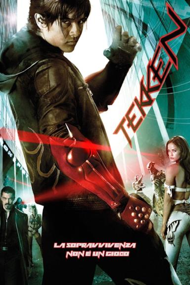 Poster Tekken