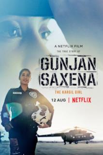 Poster Gunjan Saxena