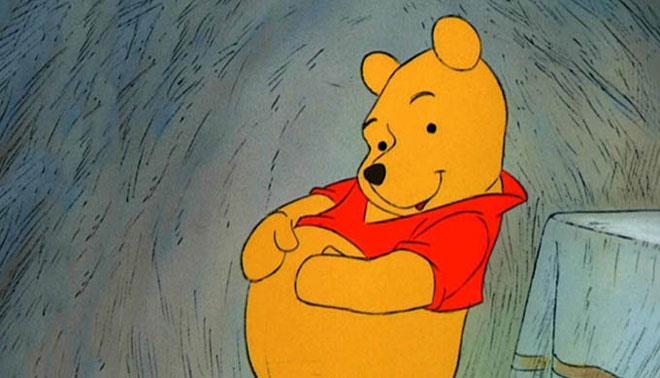 Winnie the Pooh, personaggio di A.A. Milne