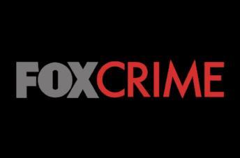 Il logo di FoxCrime su sfondo nero