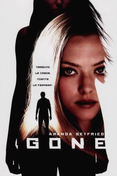 Poster Gone - Scomparsa