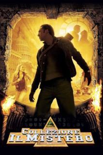 Poster Il mistero dei templari - National Treasure
