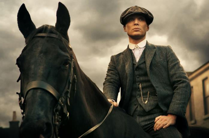 """Cillian Murphy è Thomas """"Tommy"""" Shelby in Peaky Blinders"""