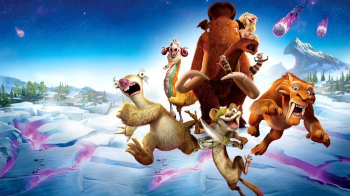 I personaggi de L'era glaciale 5