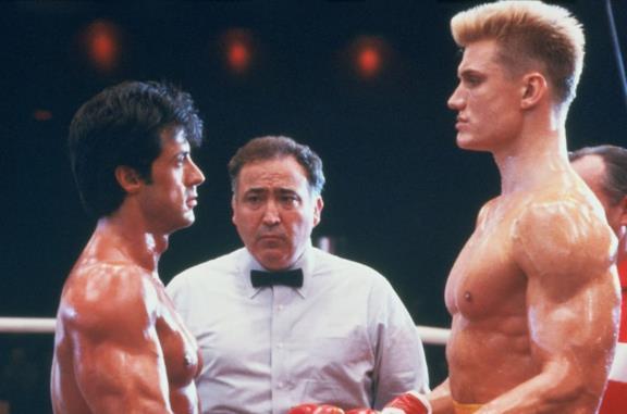 Sylvester Stallone: 'In Rocky IV Dolph Lundgren rischiò di uccidermi sul serio'