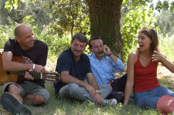 Tu la conosci Claudia?, la colonna sonora del film con Aldo, Giovanni e Giacomo