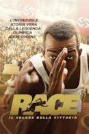 Poster Race - Il colore della vittoria