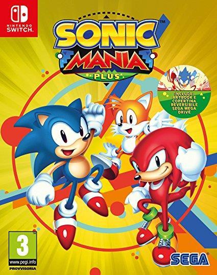 Sonic e i suoi amici, Tails e Knuckles