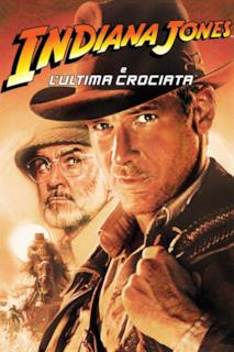 Poster Indiana Jones e l'ultima crociata
