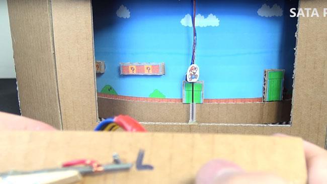 Il primo livello di Super Mario Bros.