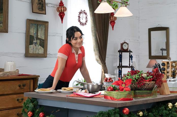 Vanessa Hudgens è la doppia protagonista di Nei panni di una principessa